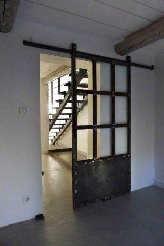 Loft Stil kuźnia zagórscy kowalstwo artystyczne okna wyposażenie möbel