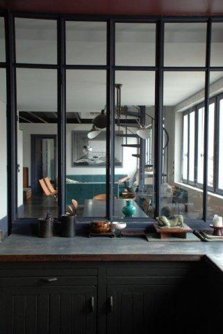 Fenster Loft kuźnia zagórscy kowalstwo artystyczne okna wyposażenie möbel